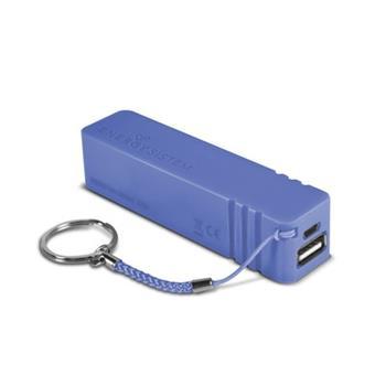 ENERGY Extra Battery 2200 Neon Blue, přenosný velmi kompaktní akumulátor pro nabíjení Vašeho smart phone atd.