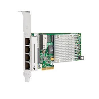 HP NC375T PCIe 4-port Gigabit Server Adapter