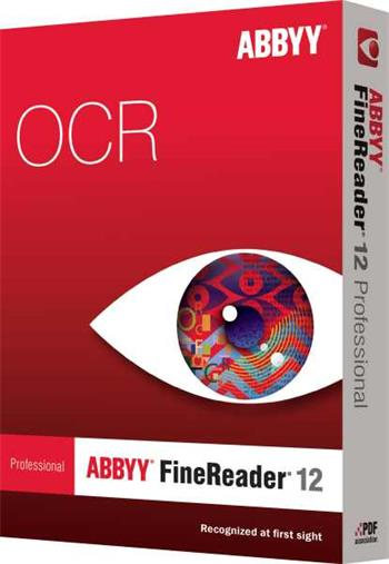 ABBYY FineReader 12 Professional / ESD / UPGR / CZE