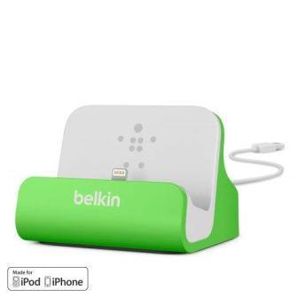Belkin nabíjecí a synchronizační dock MIXIT UP pro iPhone 5/5s/6/6s/6 Plus - zelený