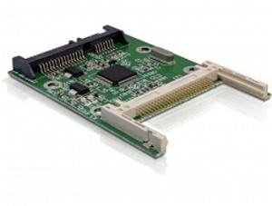 Delock SATA Drive > Compact Flash Card