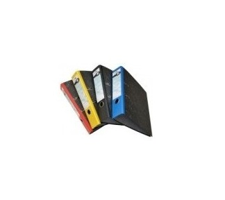 SmartLine šanon 8cm A4 žlutý ORDNER/A4/8YELLOW