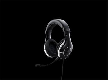 CM STORM CERES-300 herní sluchátka s odpojitelným mikrofonem, 40mm driver