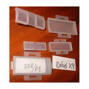 DATACOM Označovací štítek VELKÝ 60x25mm 100pack
