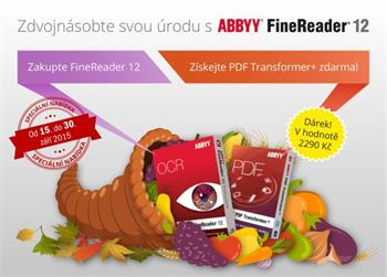 ABBYY FineReader 12 Corporate / Concurrent use / Vol. purchase (11-25 lic.)