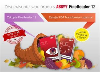 ABBYY FineReader 12 Corporate / Per seat use / Vol. purchase (1-5 lic.)