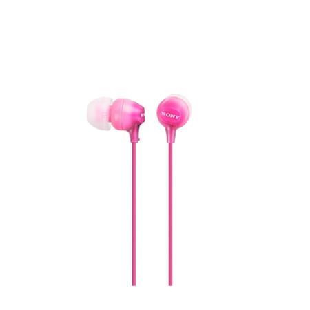 SONY MDR-EX15LP - Sluchátka do uší - Pink