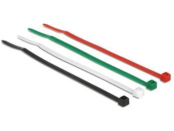 Delock Stahovací pásky barevné 150 mm verze C 85 ks