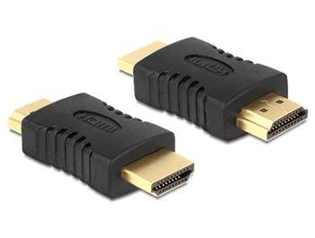Delock Adaptér HDMI A samec > Gender Changer samec