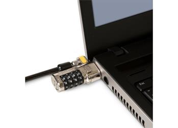 ClickSafe® kombinační zámek pro přenosný počítač