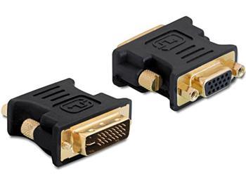Delock Adaptér VGA 15pin samice > DVI 24+5 samec