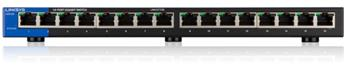 Linksys SMB switch LGS116 16-port Gigabit