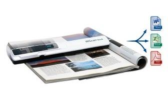 IRIS skener přenosný IRISCan Book 3