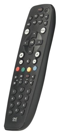 One For All Basic 8 URC2981- univerzální dálkový ovladač