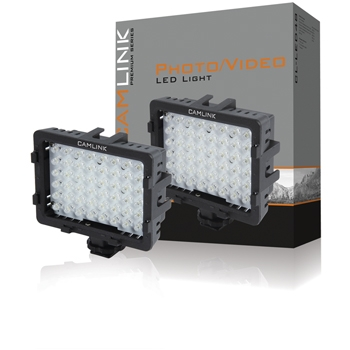 Camlink LED48 - Photo/Video reflektor 48 LED