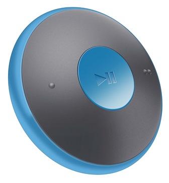 Philips SA5DOT02BN/12 MP3 prehrávač 2 GB,čierny