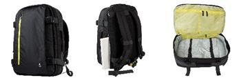 Crumpler Track Jack Board Backpack - black