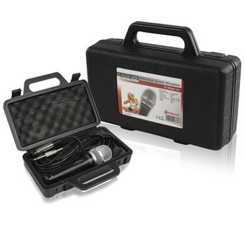 König KN-MIC50C - dynamický mikrofon s pouzdrem