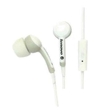 Lenovo Idea sluchátka In-Ear Headset P165 White = bílá