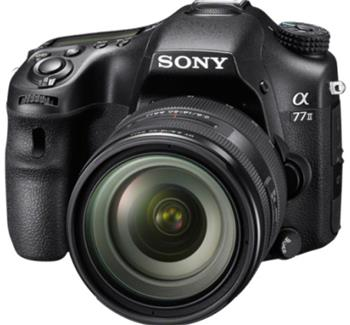 SONY ILCA-77M2 - 24,3 MP + objektiv 16-50mm, F2.8 (SAL1650)