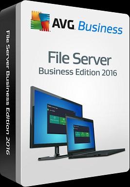 Prodloužení AVG File Server Ed., 2 lic. (24 měs.) RK Elektronicky