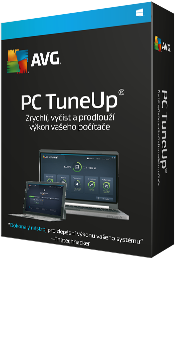 AVG PC TuneUp, 4 lic. (24 měs.) LN Email