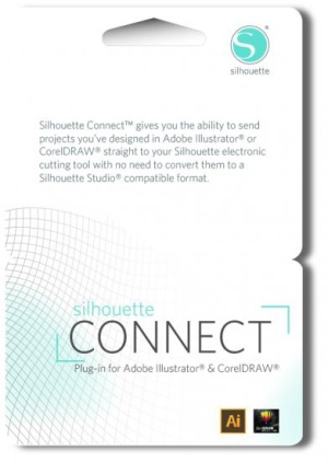 Silhouette Connect - Corel Draw + Adobe Ilustrator Plug-in