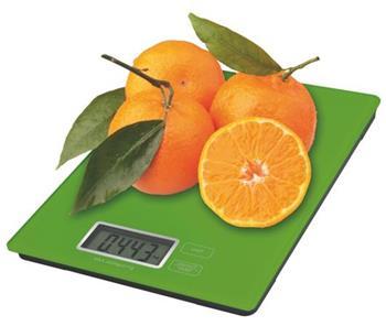 Emos kuchyňská digitální váha TY3101G, zelená