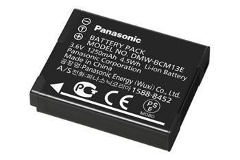 Panasonic DMW-BCM13E accu pro TZ55/60, 1250 mAh