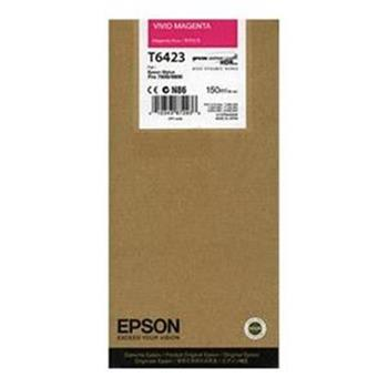 EPSON cartridge T6423 vivid magenta (150ml)