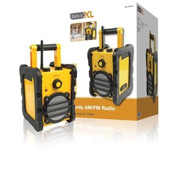 basicXL BXL-HDR10 - Radiopřijímač robustní na stavbu