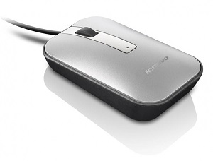 Lenovo Idea USB myš M60 gray = šedá