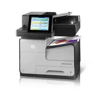 HP Officejet Enterprise Color MFP X585dn (A4,72 ppm, USB 2.0, Ethernet, Duplex, Print/Scan/Copy)