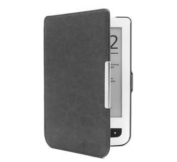 Pouzdro pro Pocketbook 614/624/626, hardcover, PBC-03, černé