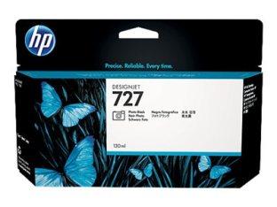 HP B3P23A No. 727 Photo Black Ink Cart pro DSJ T920, 130ml