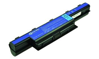 2-Power baterie pro ACER AS42/43/45/46/47/52/53/55/5772/75/77/E1/V3/eMachines/PB EasyNote/TravelMate, Li-ion (9cell),7800 mAh, 11.