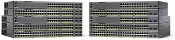 Cisco Catalyst 2960-X 48 GigE, 4x 1G SFP, LAN Base