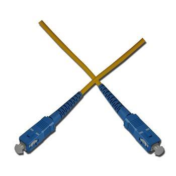 Opticord SC-SC optický patch cord 09/125 2m simplex