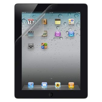 Belkin TrueClear ochranná fólie čirá pro iPad Air/Air 2/iPad 2017, iPad 2018,iPad PRO 9,7