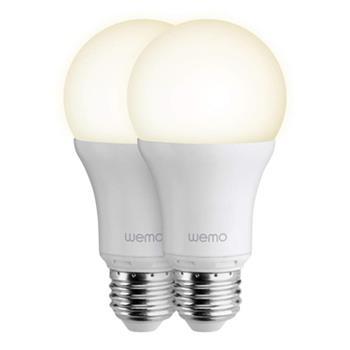 Belkin WeMo® Smart LED Lighting Starter Set - 1x WEMO Link + 2x LED žárovka E27