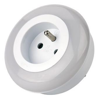 Emos LED noční světlo do zásuvky 230V, 3x LED, s automatickým zapínáním