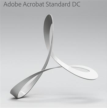 Adobe Acrobat Standard DC WIN ML (+CZ) COM NEW 1-9 (12 měsíců)