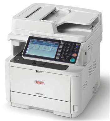 OKI MB492dn A4, 40 ppm 1200x1200 dpi, RADF, PCL, USB2.0, LAN (Print/Scan/Copy)