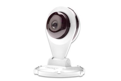 DIGITUS® Plug&View OptiVision Pro 1MP Denní & Noční MIni kamera Max. 1280x720, 25fps, 5V