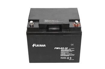 akumulátor FUKAWA FWL 45-12 (12V; 45Ah; závit M6; životnost 10let)