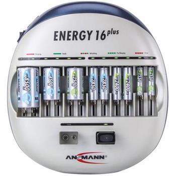 Ansmann ENERGY 16 Plus - nabíječka