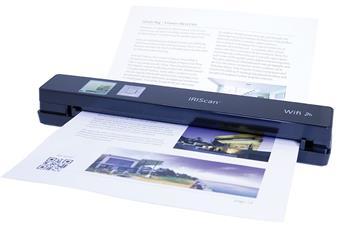 IRIS skener přenosný IRISCAN Anywhere 3 WIFI