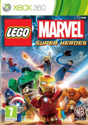 Warner Bros. XBox 360 hra LEGO Marvel Super Heroes