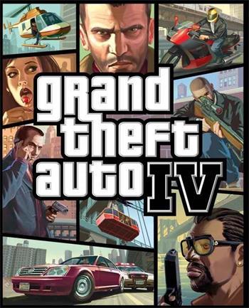 Take 2 PC hra Grand Theft Auto IV