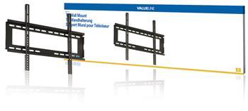 Valueline VLM-LF10 - Nástěnný držák televizoru, fixní, 42 až 65